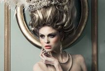Wig and Hair Inspiration / Wig and Hair Inspiration - Images from various make-up artists/hair stylists/wig makers
