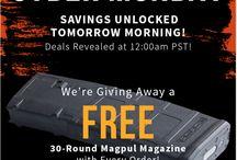 AR-15 Cyber Monday Deals