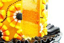 Halloween Treats: Candy Corn / Creative ideas for candies