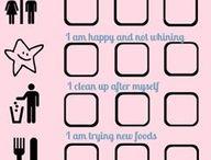 Chore chart / by Heather Houston