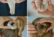 волосы прически