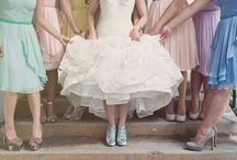 Teenage Dream Wedding / I love the idea of having a really cute, sort of candy/ carnival/ teenage date inspired wedding. Nothing too formal or serious, just a lot of fun / by Hayley Langan