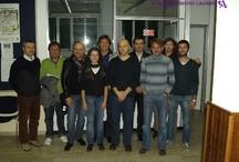 Modena - Foto di gruppo del nuovo Consiglio provinciale / 4 Novembre 2011