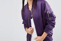 Homework: Purple Fashion