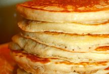 Breakfast & Brunch-- Pancakes, Waffles, & French Toast / Waffles, French Toast, Pancakes, French Toast Casserole, Syrup
