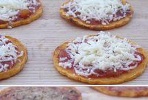 Paleo Pizza and Pasta