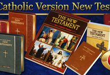 New Catholic Version / A completely new Catholic translation in conformity with the Church's translation guidelines, the New Catholic Version is intended to be used by Catholics for daily prayer and meditation, as well as private devotion and group study as an alternative to other translations currently available.  Browse our editions of the New Catholic Version: http://bit.ly/1iRGtzy