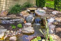 Ponds, Creeks & Waterfalls