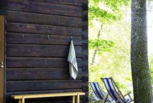 hytter/ cabins