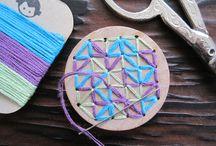 Tessuti e Intrecci / Textiles & Weaving