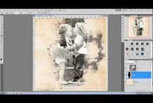 Photoshop Tutorials / Photoshop tips and tutorials.