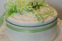 dorty z ručníku