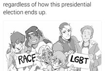 So much pride!!!!!!!! / Not only LGBT shtuff, but also just things about humans I'm proud of