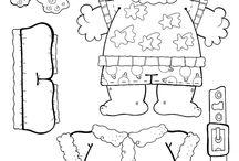 Детские раскраски / Раскраска для маленьких