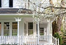 It's not a home without a front porch