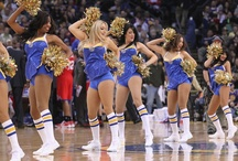NBA cheering squad / by Davis Tracy nfl sport sale