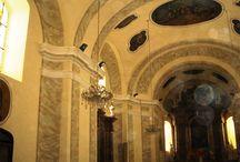 Műemlék díszítő festés / Műemlék és műemlék jellegű épületek diszítő festése