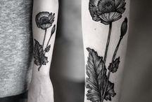 Tatuaże Białe