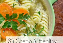 Cheap and Healthy Dinners
