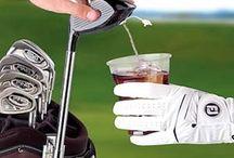 golf club deco