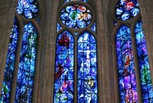 Glass Art / by Merilyn Peters
