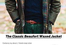Barbour Jacket 2018