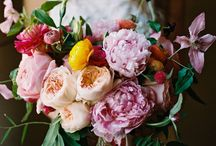 Wild, Whimsical & Lush Wedding Bouquets / Wild and whimsical wedding bouquet inspiration, lush wedding bouquet inspiration, rustic wedding bouquet inspiration, lush wedding flowers, wild wedding flowers, rustic wedding flowers, rustic and lush wedding flower ideas, rustic and lush wedding flower inspiration, wild flower inspiration, wild and lush flower ideas.