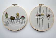 EMBROIDERY ideas for inspiration
