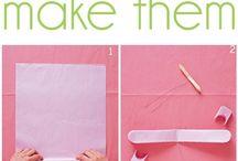 Tissue idea