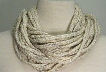 Knitting and Jewellery