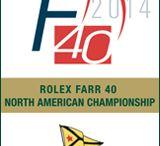 Farr 40 Class Events / Farr 40 Class One Design Regattas