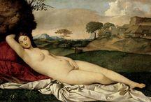 Giorgione's Sleeping Venus