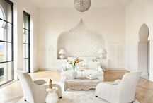 Moroccan Home Style Decor / Inspirations and details for a Moroccan styled home