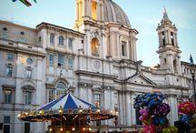 Italia / Roma, Nápoles, Pompeya
