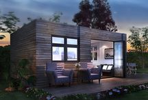 Shipping Container Accommodation Ideas