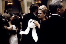 The Black & White Ball / In honor of Mrs. Katharine Graham- Mr. Truman Capote requests the pleasure of your company at a Black and White Dance.  Monday, the twenty-eighth of November 1966 at ten o'clock- at The Grand Ballroom, The Plaza Hotel.  Gentlemen: Black tie; Black mask.  Ladies: Black or White dress; White mask or fan. R.S.V.P. Miss Elizabeth Davis, 465 Park Avenue, New York. / by Anna Sui