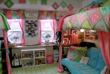 Dorm room / by Molly Hinson