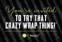 Jim and Mandi - It Works! Independent Distributors / Jim and Mandi are proud It Works! Independent Distributors offering homeopathic, natural products for weight loss, skin care, and overall lifestyle. Marquee products include the Ultimate Body Applicator (aka Body Wraps or That Crazy Wrap Thing), Greens, and ProFit. If you're interested in becoming a Loyal Customer or It Works Distributor, visit our site at http://JimandMandi.com