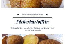 vegane Beilagen / Sammlung köstlicher veganer Beilagen