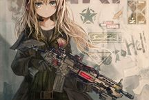 anime guns