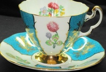 Drink tea out of a beautiful cup / by Lauren Eber