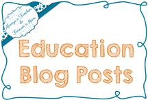 Education Blog Posts - Always a Teacher & Forever a Mom / Please pin only blog posts that are related to teaching/education. Posts need to have information that is relevant to teachers and provide ideas, solutions and/or inspire reflection. Product promotion is okay as long as it is NOT the focus of the post. Please avoid repeating posts and quickly skim the board to ensure that your post hasn't been added yet. Don't forget to pin for others. Posts will be monitored and removed if they don't follow the rules. 2-3 posts/day max.