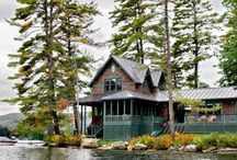 The Lake House / by Drew Poling