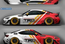 Cars Liveries