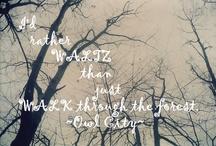 """Lyrics ♫ / """"Sing to the mountains."""" / by Celina Chávez"""