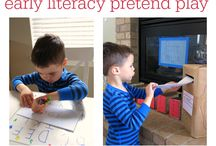 Big Kids Ideas (Playcentre) / Activities to inspire and extend our Big Kids (over 3s)
