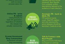 English Infographics - SEO