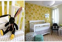 Nursery ideas / by Cara