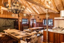 Hunting Lodge | Jachtkamer | Jachthuis | Architectural Antiques