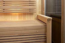 Badstue / Ideer for å bygge vedfyrt badstue